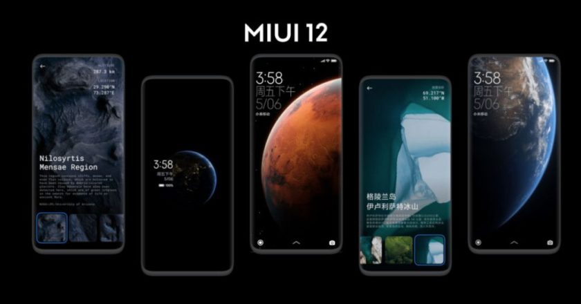 MIUI 12: Features Coming to Xiaomi's Devices