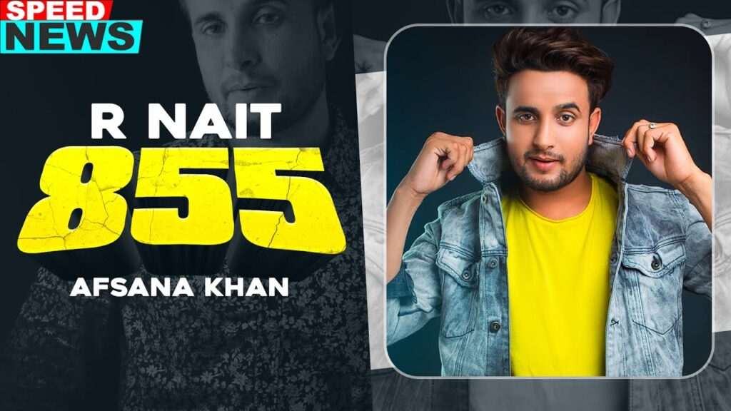 R Nait | 855 (Official Video) | Afsana Khan | The Kidd | Latest Punjabi Songs 2020 | Speed Records | New Punjabi Songs 2020 | punjabi song download mp3