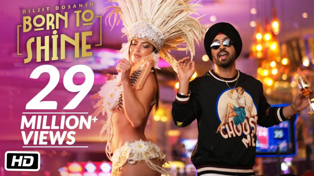 Diljit Dosanjh: Born To Shine (Official Music Video) G.O.A.T Latest Punjabi Songs 2020 | New Punjabi Songs 2020 | punjabi song download mp3