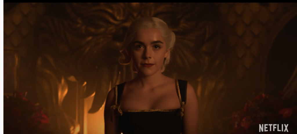 Download Chilling Adventures of Sabrina Season 3 Dual Audio {Hindi-English} 720p [350MB]