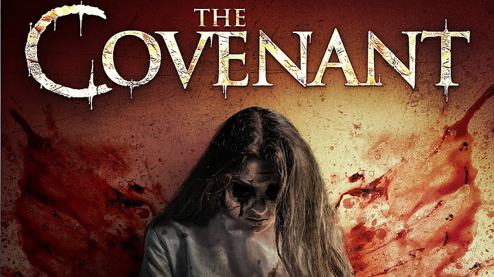 Download The Covenant (2017) Dual Audio (Hindi-English) || 720p [1GB]
